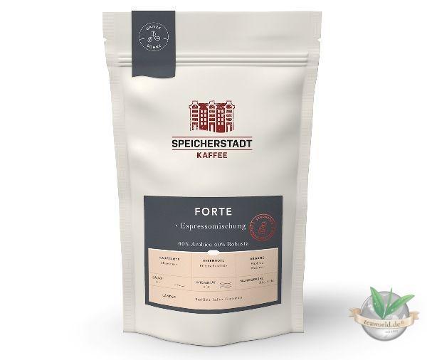 Forte - Speicherstadt Espressomischung 250g in Bohnen