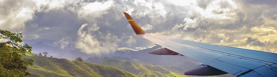 Banner-Image Darjeeling Flugtee