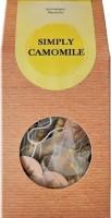 Kräutertee Simply Camomile (Kamille) - 15 Pyramidenbeutel