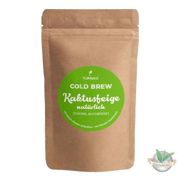 Cold Brew Kaktusfeige natürlich - Grüner Tee