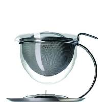 Mono Filio Teekanne 1,5 Liter mit Stövchen
