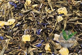 Heidelbeer-Mango Grüner Tee