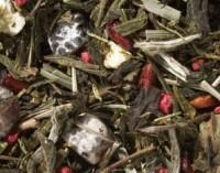 Weißer/Grüner Tee Granatapfel-Drachenfrucht