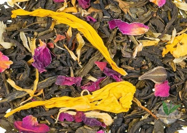 Frühlingsblüten Grüner Tee
