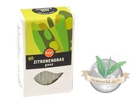 Bio Zitronengras 20g kbA