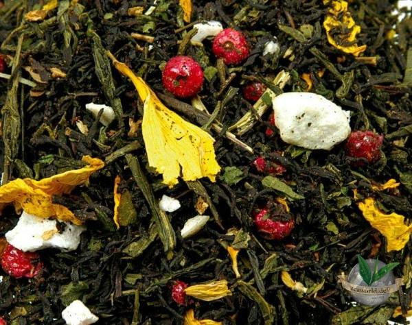 Fit und Schlank Schwarzer Tee/ Grünteemischung