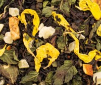 Mojito Mint natürlich - Schwarzer Tee