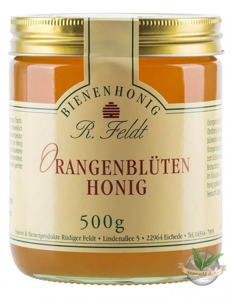 Orangenblüten Honig 500g
