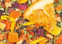 Sonne der Provence - milder natürlicher Früchtetee