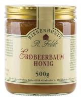 Erdbeerbaum Honig 500g