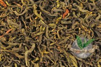 Bio Creme Brulee - Grüner Tee