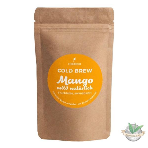 Cold Brew Mango mild natürlich - Früchtetee