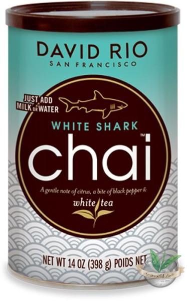 389g White Shark Chai - David Rio Chai