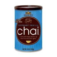 Elephant Vanilla David Rio Chai Latte