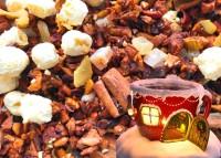 Knusperhäuschen milder Früchte Tee