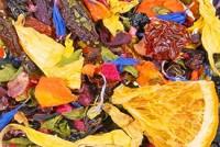 Fest der Farben natürlich - Früchtetee