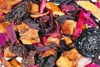 Kirsch Marzipan - Früchtetee