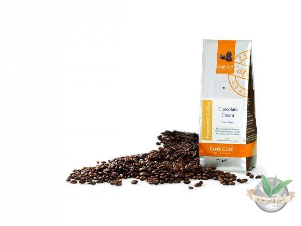 """Kaffee """"Chocolate Cream"""", ganze Bohne, aromatisiert"""