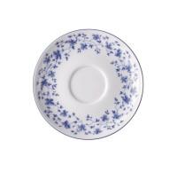 Tee Untertasse 15 cm - Arzberg Blaublüten