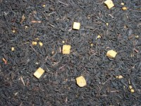 English Karamel - Karamell-Sahne - aromatisierter Schwarzer Tee
