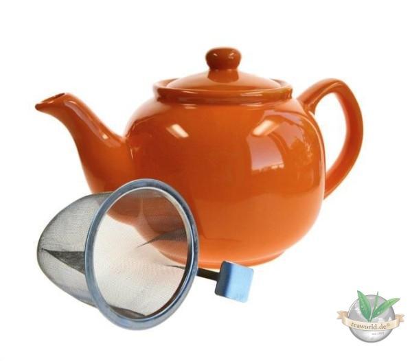 Shamila® – 1,2 Liter Teekanne JOY mit Einsatzsieb