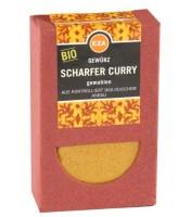Bio Curry scharf 30g kbA