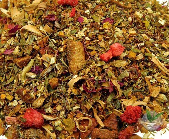 Honeybush Tee Feenduft Kräutertee