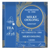 China Milky Oolong - 50 Tee Pyramidenbeutel a 3g