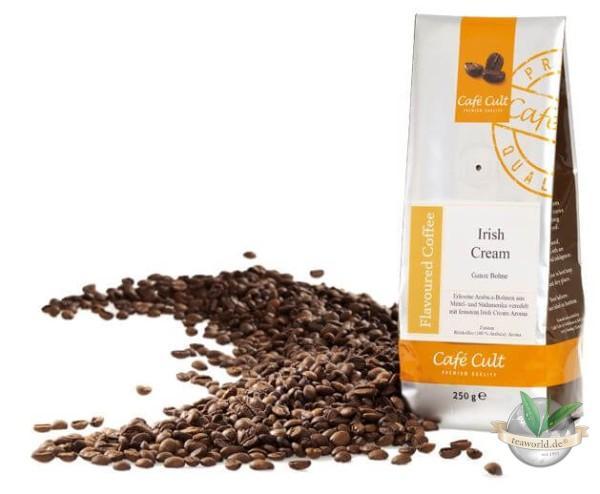Irish Cream - aromatisierter Kaffee 250g gemahlen