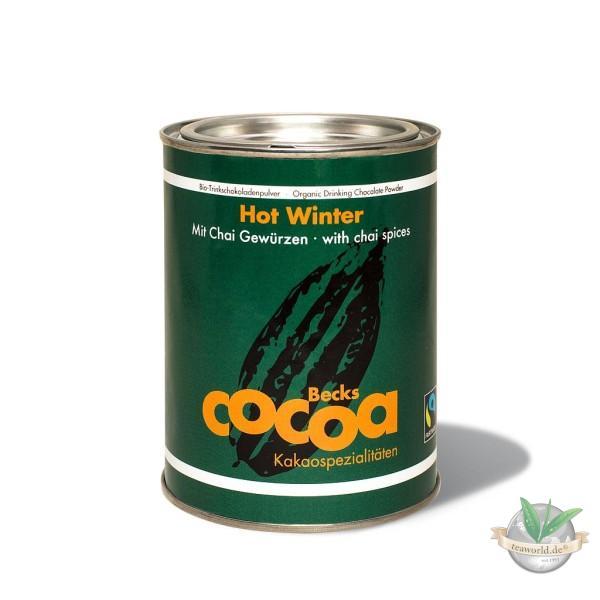 Bio Hot Winter Kakao - Becks Cocoa 250g