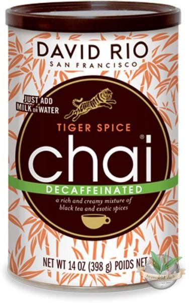 Tiger Spice Decaf Chai - David Rio Chai