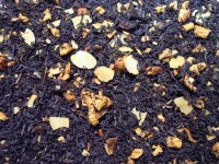 Oma Friedas Apfelstrudel Schwarzer Tee