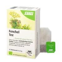 Bio Fenchel Tee - Salus® - 15 Filterbeutel - Kräutertee