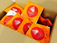 Feenduft Grüner Honeybush Tee - 100 Pyramiden Teebeutel