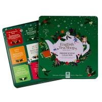 English Tea Shop - Wintertee-Kollektion in edler Metalldose grün - 72 Teebeutel
