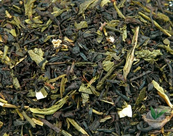 Druiden Zaubertee Schwarz-Grüner Tee
