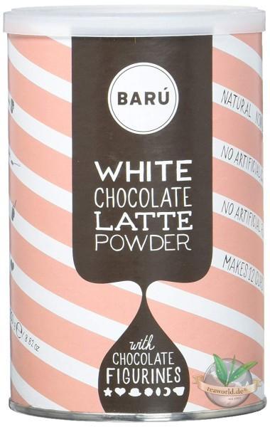 BARU White Chocolate Latte Pulver 250 g