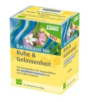 "Bachblüten Tee ""Ruhe & Gelassenheit"" SALUS Haus® 15 Teebeutel a 2,0g"