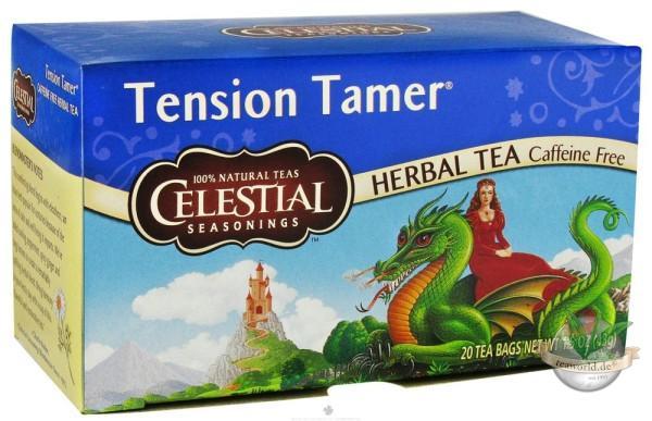 Tension Tamer - 20 Teebeutel Kräutertee - Celestial Seasonings Tee