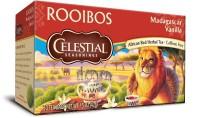 Madagascar Vanilla - 20 Teebeutel Rooibos Tee - Celestial Seasonings Tee