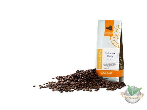 """Kaffee """"Türkischer Honig"""", ganze Bohne, aromatisiert"""