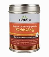 Bio Kürbiskönig Suppen und Eintopfgewürz