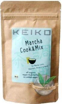 Matcha Cook & Mix von KEIKO