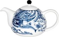 Teekanne mit Sieb und Deckel - my colour is blue