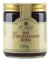 Bio Edelkastanien Honig 500g