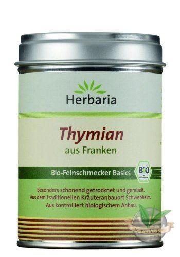 Bio Thymian gerebelt aus Franken