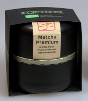 Bio Japan Matcha Tee Premium - 30g Schmuckdose - Keiko Green Tea