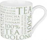 Becher - 100 % TEA white