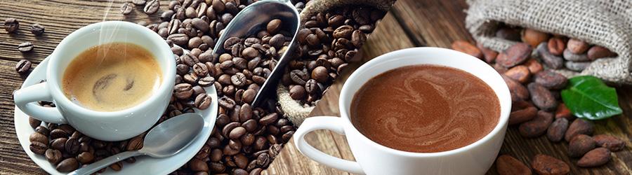 Banner-Image Kaffee & Kakao