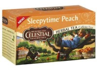 Sleepytime Peach - 20 Teebeutel - Celestial Seasonings Tee